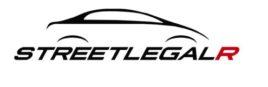 streetlegalr logo met auto